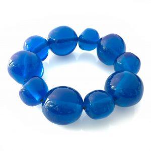 B 2693 ROYAL BLUE TRANSPARENT
