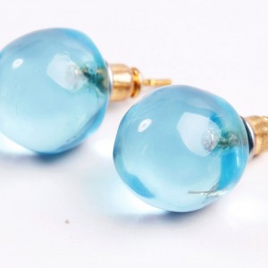 E 0095 LIGHT BLUE TRANSPARENT