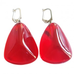 E 0700 RED TRANSPARENT