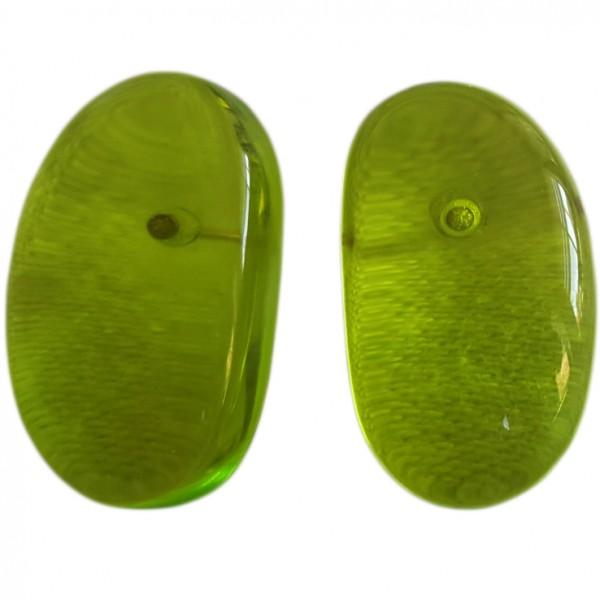 E 3608 LIGHT GREEN TRANSPARENT