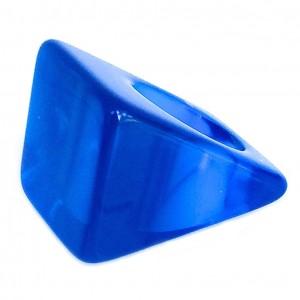 R 1715 ROYAL BLUE TRANSPARENT
