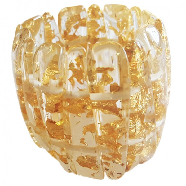 B 0026 GOLD FLAKES